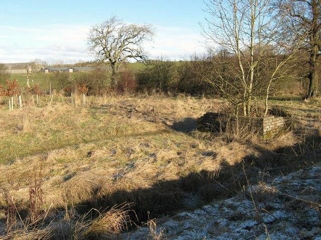 Glenhead Feus Farm (remains)