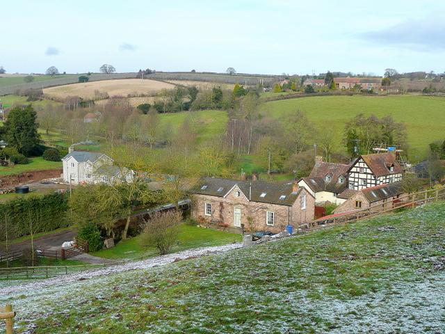 Gayton Lodge and Bayton Farm