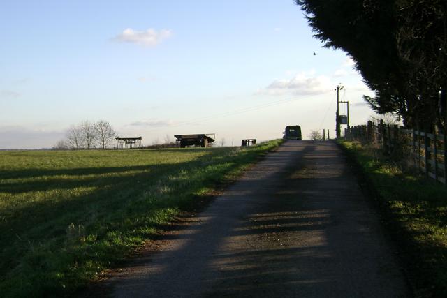 Drive to Lower Grange (2)