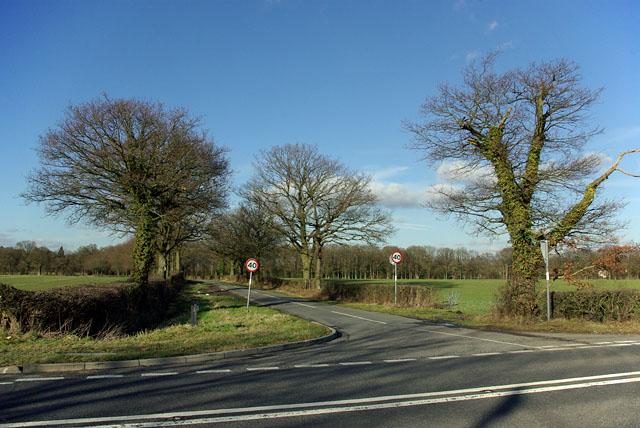 Church Road, Burstow