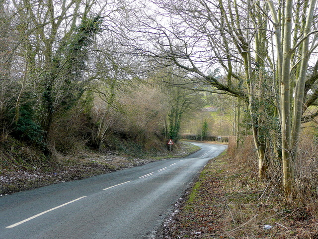 B4221 between Phocle Green and Upton Bishop 2
