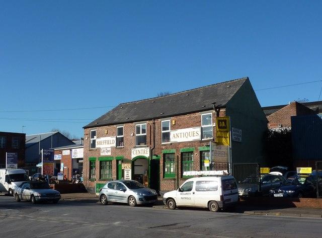 Sheffield Antiques Centre