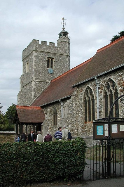 St Peter & St Paul, Harlington