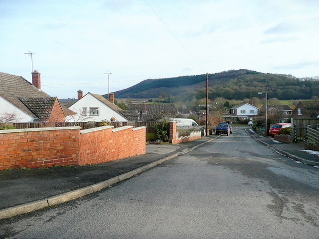 Princess Way, Ross-on-Wye