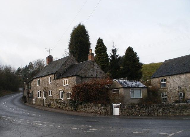 Cottages in Kniveton