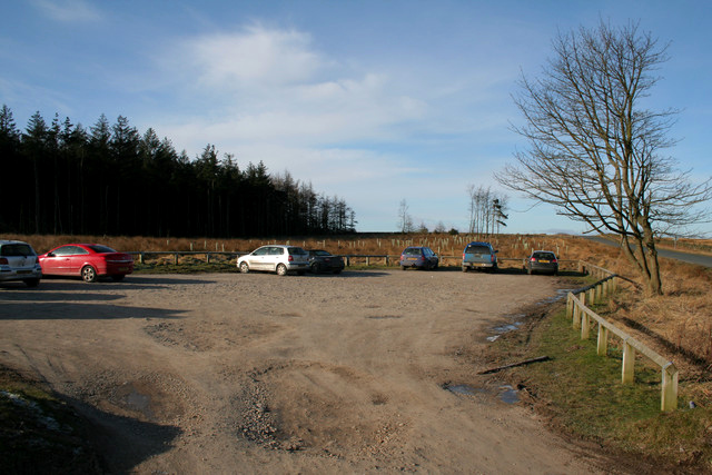 Stainburn Moor Car Park