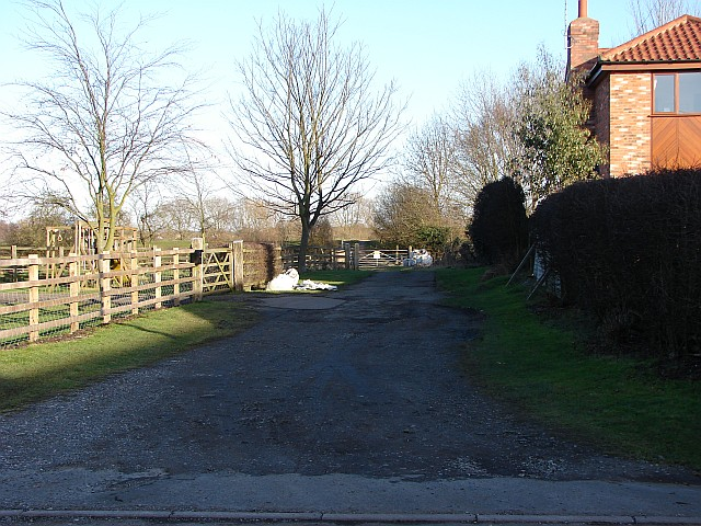 Cow Lane, Ambaston