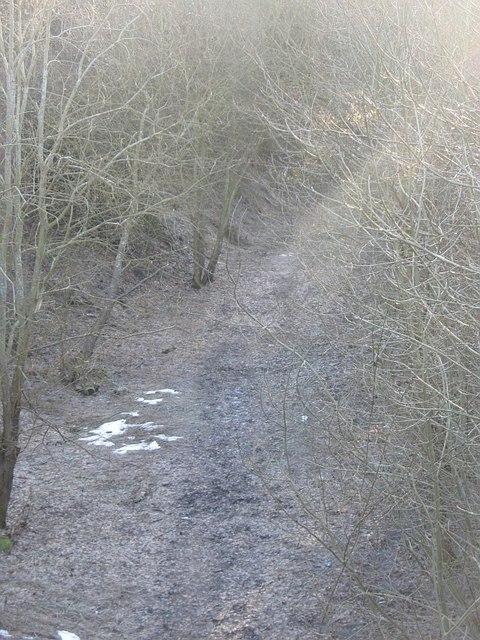 Waverley Line, Gorebridge