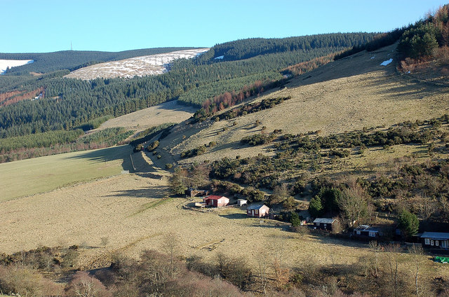 Soonhope Chalets, Kittlegairy Hill