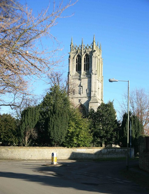 Tickhill Church Tower
