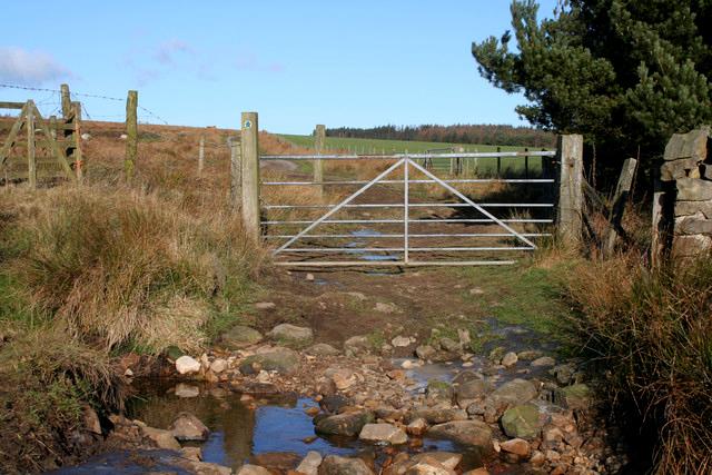 Bridleway, Lindley Moor