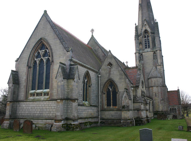 All Saints Church, Sherbourne