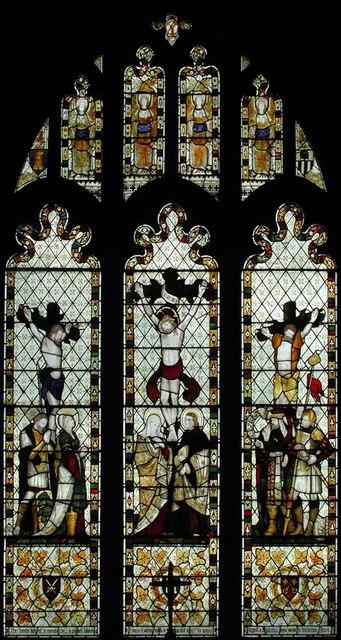 St Peter & St Paul, Harlington - Window