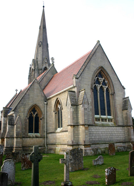 All Saints Church, Sherbourne