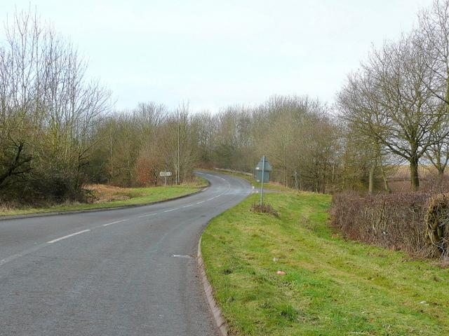 Groesonen Road