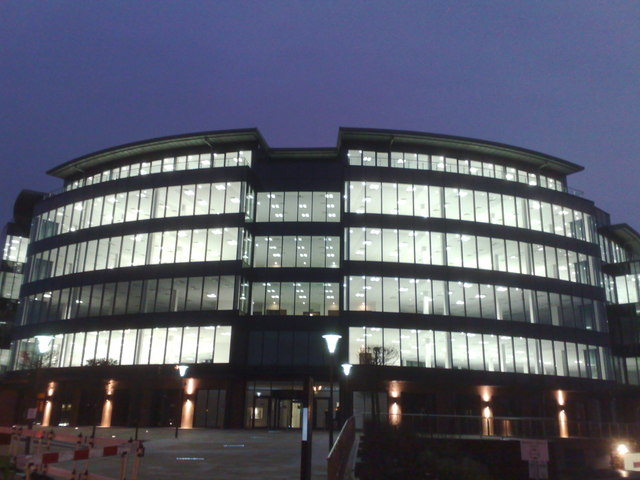 HQ building, Chester