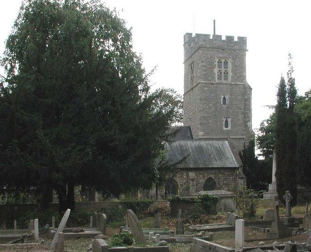 St Leonard, Heston