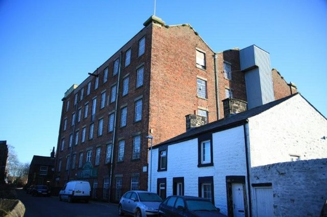 Galgate Mill - front