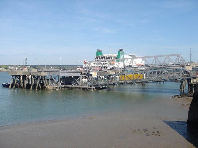 Ferry Terminal Pembroke Dock