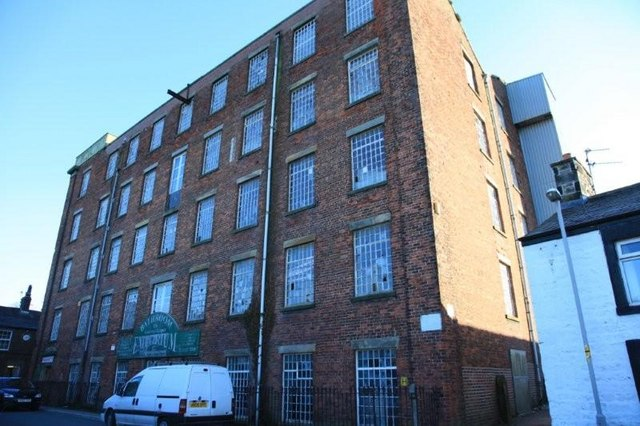 Galgate Mill - front 2