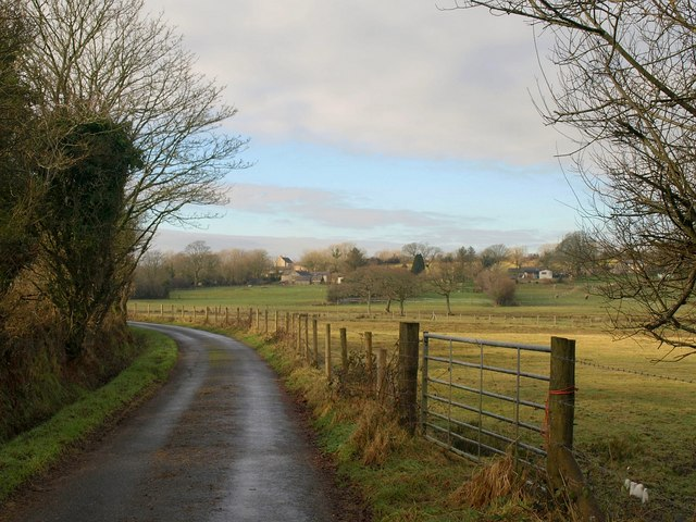 Lane to Trevillyn