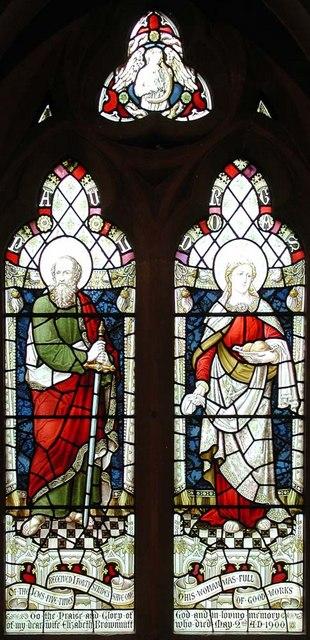 St Leonard, Heston - Window