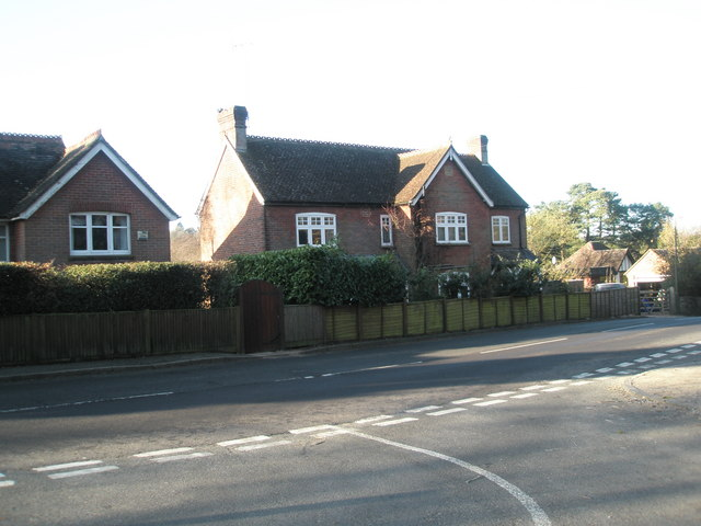 Houses in Sturt Road
