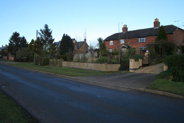 Cottages on WalthamRoad, Branstone
