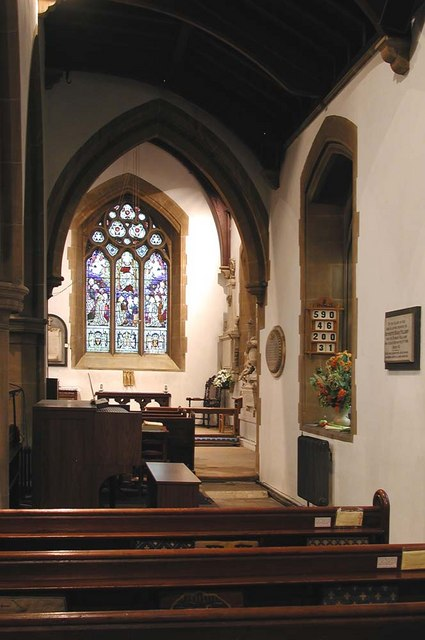 St Leonard, Heston - Chapel