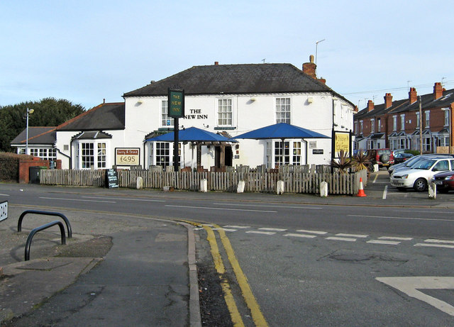 The New Inn, Ombersley Road, Worcester