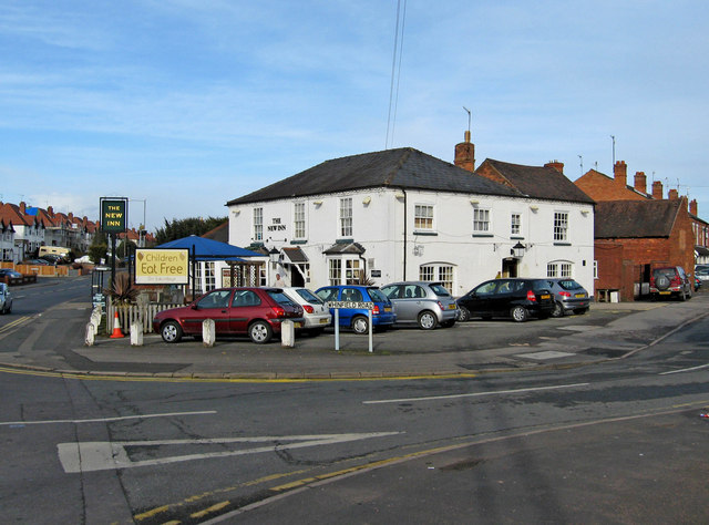 The New Inn, Ombersley Road, Worcester
