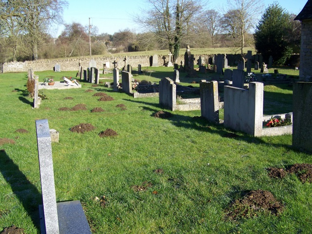 Graveyard, Fowler's Hill
