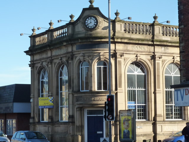 Heeley Branch of a former bank