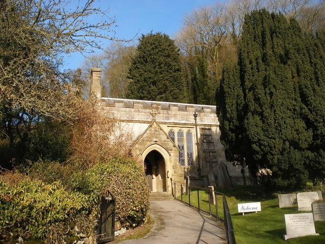 Church in Carsington