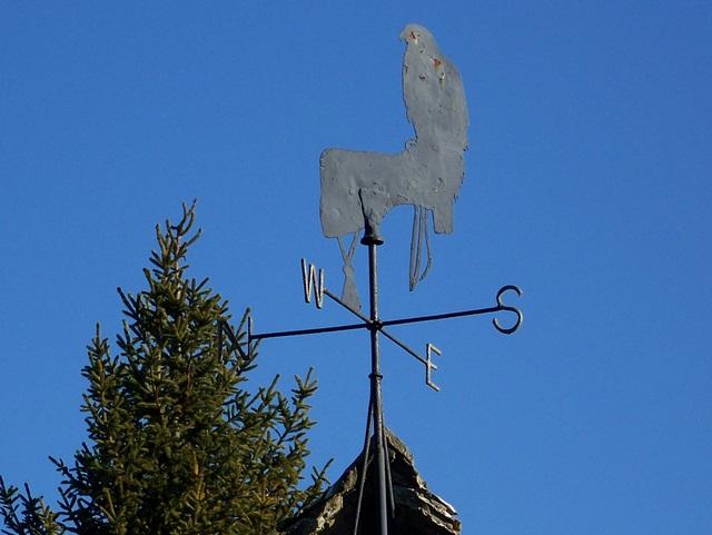 Weather vane, Quenington