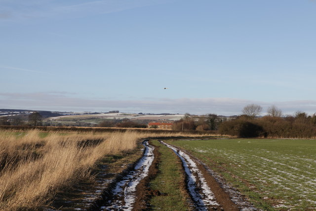 Bridleway south of Foulbridge