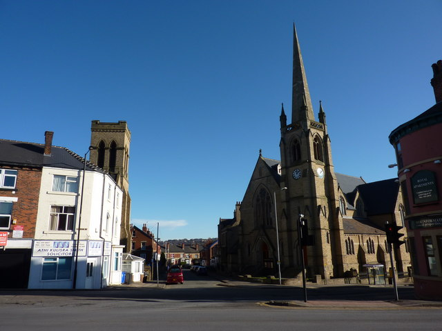 Churches and solicitors