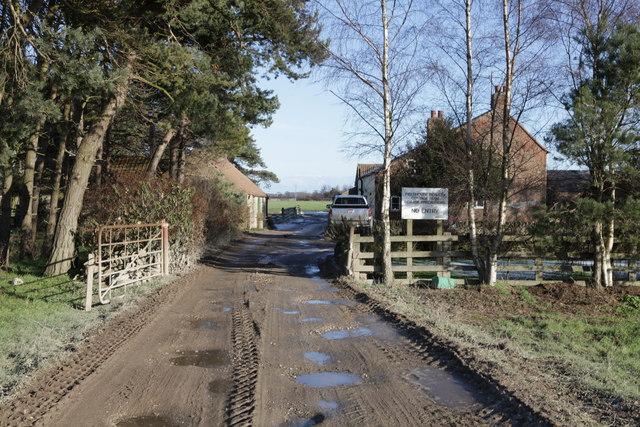 Yedingham Cottage Farm