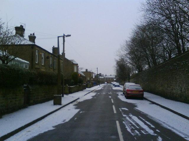 Howard Street, Glossop