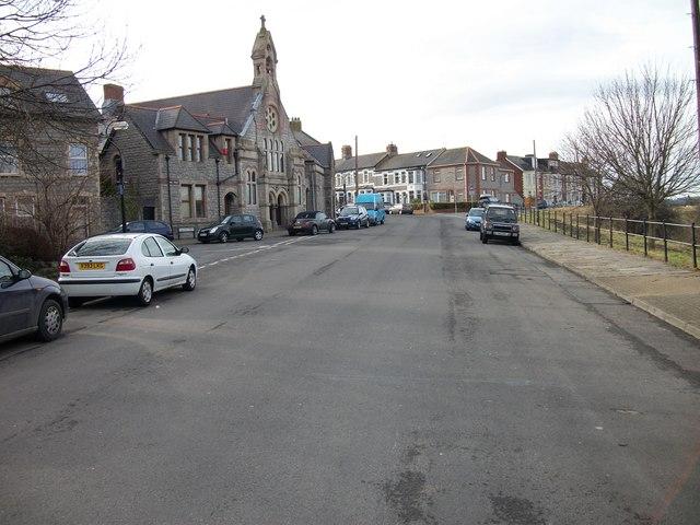 High Street Penarth
