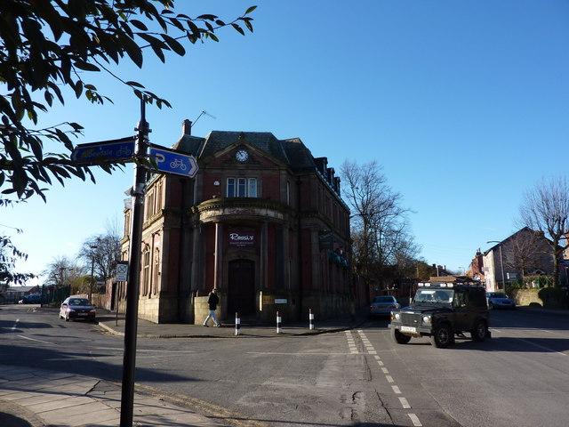 Sharrow Lane, Highfield