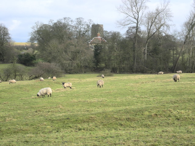 Church Charwelton Farmland