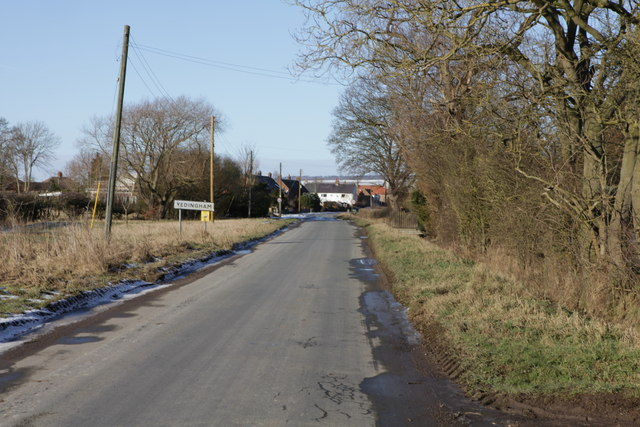 Station Road Yedingham
