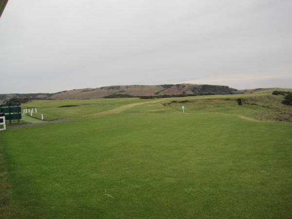 1st Tee Bamburgh Golf Course