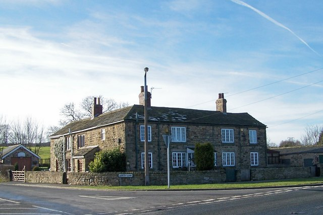 The Counting Houses, Coaley Lane, near Wentworth - 1