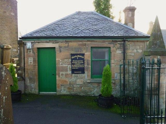 Watch House, Slamannan Parish Church