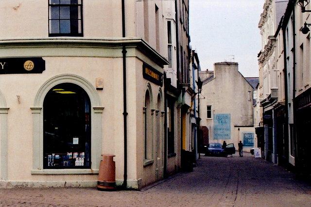 Castletown - Malew Street
