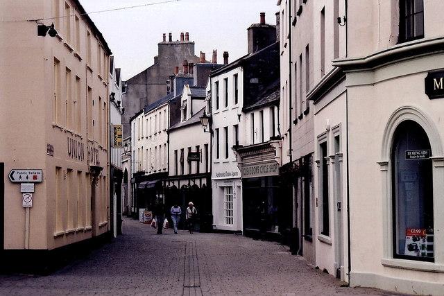 Castletown - Arbory Street