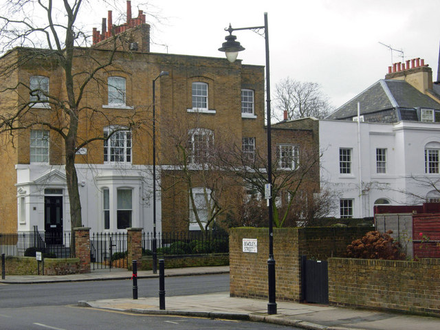 Bewdley Street, Barnsbury