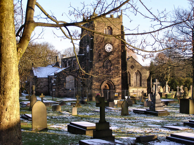 Radcliffe St Mary's Parish Church